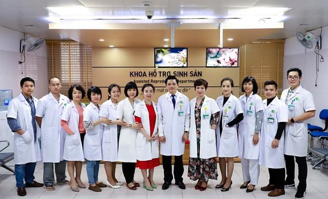 Bệnh viện Phụ Sản Hà Nội: Xứng danh đơn vị Anh hùng Lao động thời kỳ đổi mới - Ảnh 5.