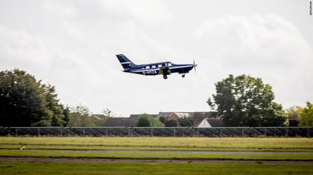 Bill Gates, Amazon và British Airways đang ủng hộ một startup 'máy bay không carbon' - Ảnh 1.