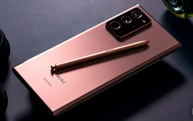 Samsung bác tin ngừng phát triển Galaxy Note - Ảnh 1.