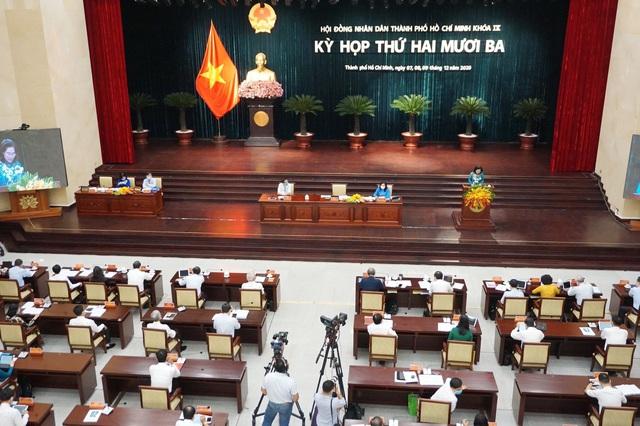 Cử tri TP Hồ Chí Minh còn lo lắng về bữa ăn của học sinh - Ảnh 1.