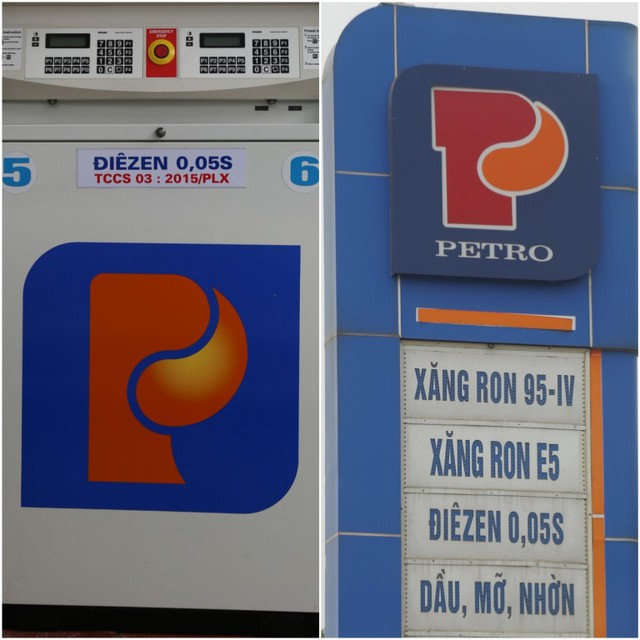 Thương hiệu trong kinh doanh xăng dầu có bị nhái để lừa người tiêu dùng ? - Ảnh 1.