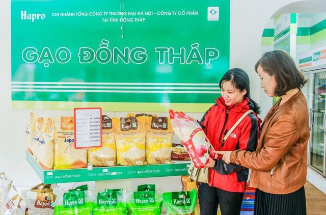 Hapro chủ động hàng hóa phục vụ Tết Tân Sửu 2021  - Ảnh 2.