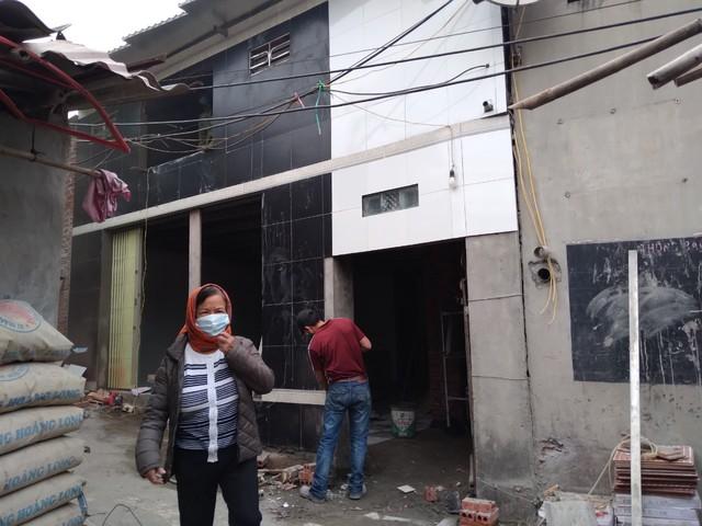"""Phường Phúc Xá (Ba Đình, Hà Nội) làm ngơ cho dân xây dựng không phép ở """"Khu ổ chuột""""? - Ảnh 1."""