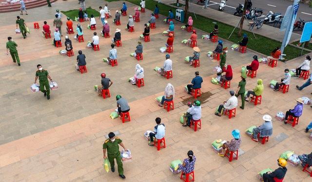 Đồng Nai: Hội Doanh nghiệp TP. Long Khánh góp sức cùng thành phố vượt qua đại dịch - Ảnh 3.