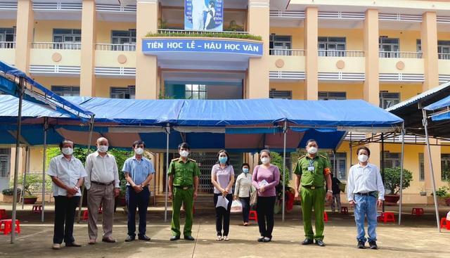 Đồng Nai: Hội Doanh nghiệp TP. Long Khánh góp sức cùng thành phố vượt qua đại dịch