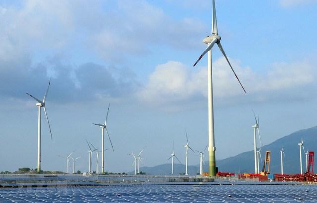 Ninh Thuận: 2 dự án điện gió được mời đầu tư - Ảnh 1.