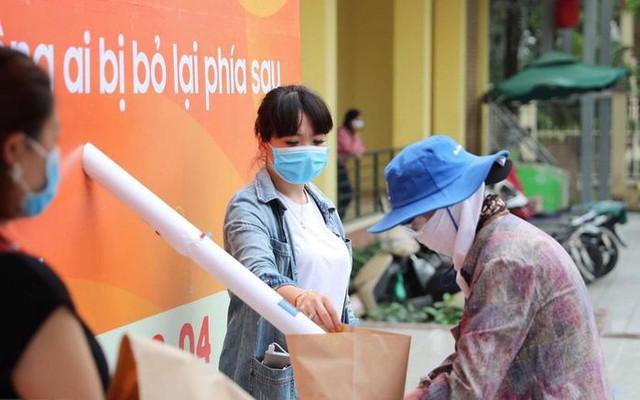 Tháng cao điểm 'Vì người nghèo' bắt đầu triển khai từ ngày 17/10 - Ảnh 1.