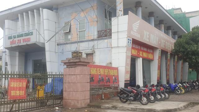 Nghệ An: khu đất vàng bến xe khách cũ - ngân sách thất thu lớn nếu không đấu giá - Ảnh 2.