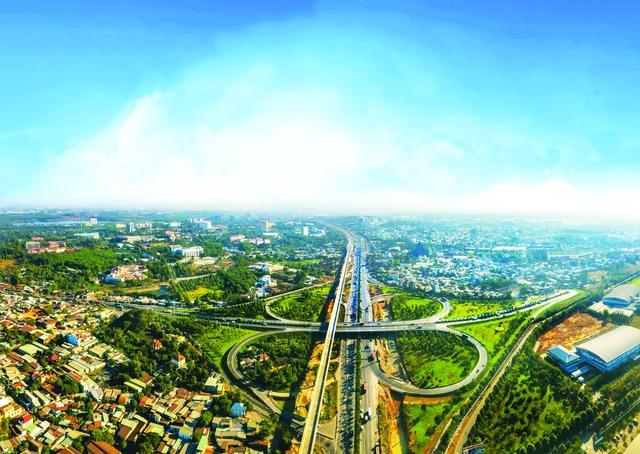 Đồng Nai: Hàng loạt dự án giao thông khủng hút nhà đầu tư bất động sản - Ảnh 1.