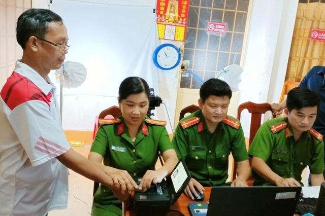 """Công an tỉnh An Giang với """"3 chiến dịch"""" đột phá đầu năm - Ảnh 4."""