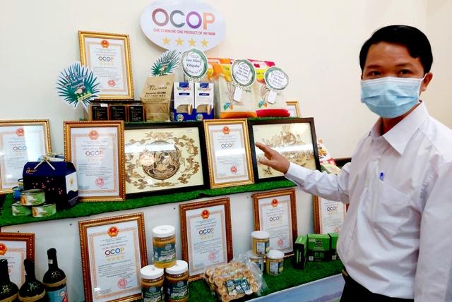 An Giang: Sắp diễn ra Ngày hội sản phẩm OCOP các tỉnh, thành năm 2021 - Ảnh 3.