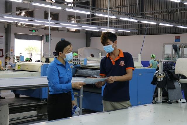 Thái Bình: Trao 500 suất quà tình nghĩa cho đoàn viên, công nhân lao động - Ảnh 2.