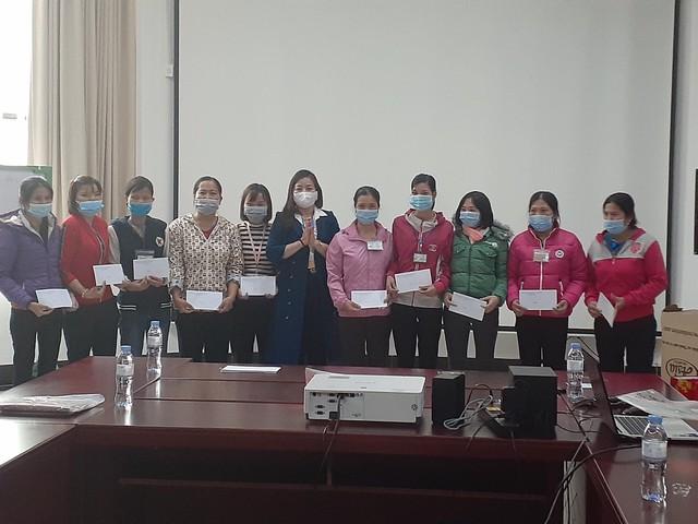 Công ty Chung Jye Ninh Bình: Trích 20 triệu đồng mỗi ngày để phòng, chống COVID-19 - Ảnh 2.