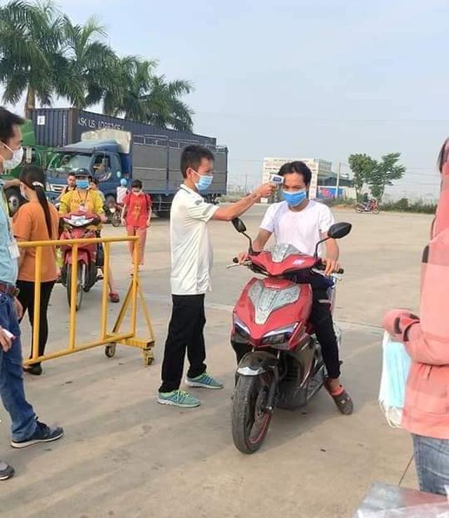 Công ty Chung Jye Ninh Bình: Trích 20 triệu đồng mỗi ngày để phòng, chống COVID-19 - Ảnh 1.