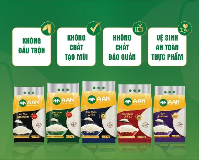 Thay đổi để đáp ứng xu thế tiêu dùng và tâm huyết chỉ làm gạo sạch - Ảnh 2.