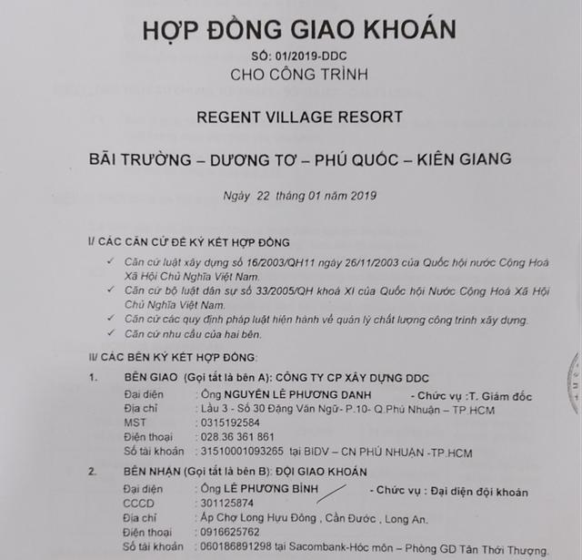 """TP. Hồ Chí Minh: Một doanh nghiệp bị """"tố"""" do chây ì trả nợ - Ảnh 3."""