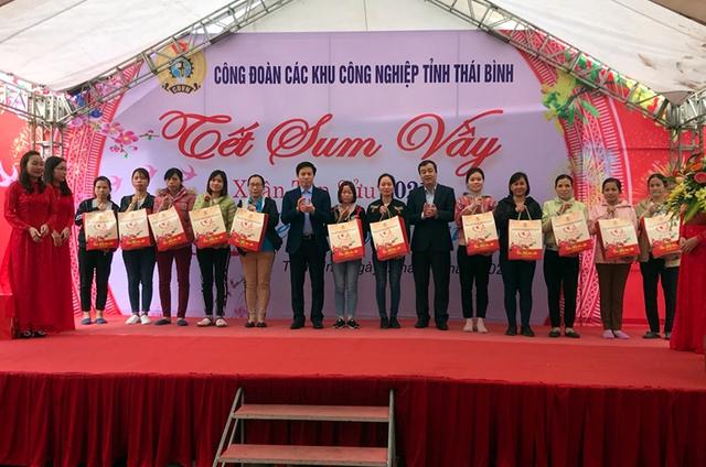Thái Bình: Các cấp công đoàn tỉnh Thái Bình nhiều hoạt động thiết thực 6 tháng đầu năm 2021 - Ảnh 2.