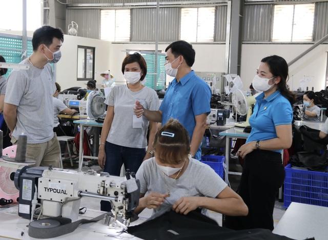 Thái Bình: Liên đoàn Lao động Thành phố thành lập thêm nhiều công đoàn cơ sở mới - Ảnh 1.