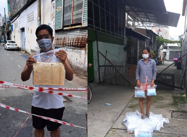 Hội Doanh nghiệp quận Bình Tân tặng 5.000 túi thuốc điều trị Covid-19 cho bệnh nhân nghèo