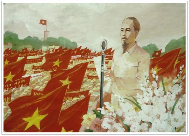 """Mở triển lãm trực tuyến """"Con đường độc lập"""" kỷ niệm 76 năm Quốc khánh 2/9 - Ảnh 1."""