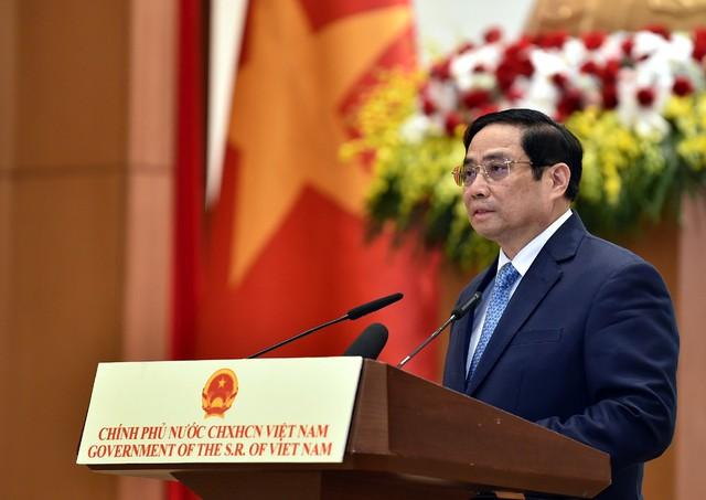 Kỷ niệm 76 năm Quốc khánh nước Cộng hòa XHCN Việt Nam (2/9/1945 - 2/9/2021): Việt Nam quyết tâm cùng cộng đồng quốc tế đẩy lùi dịch bệnh - Ảnh 1.
