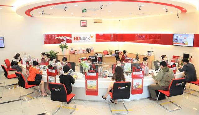 'Làm việc từ xa' được HDBank áp dụng hiệu quả - Ảnh 1.