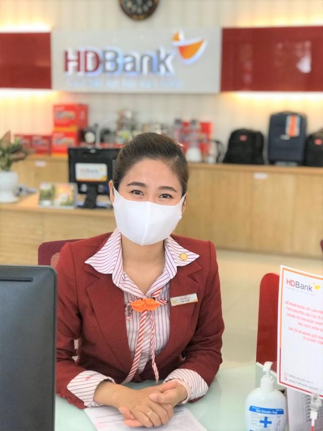'Làm việc từ xa' được HDBank áp dụng hiệu quả - Ảnh 3.