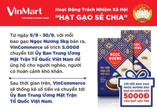 VinMart/VinMart+ ra mắt bộ ba sản phẩm độc quyền, giảm giá nhiều mặt hàng thiết yếu - Ảnh 1.