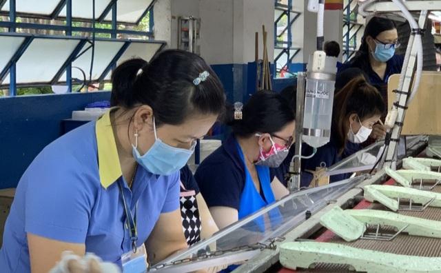 """Đồng Nai: Từng bước mở cửa """"vùng xanh"""", khôi phục các hoạt động sản xuất, kinh doanh - Ảnh 2."""