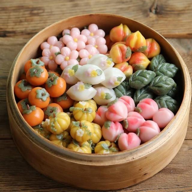 Chiêm ngưỡng bánh Trung thu của Việt Nam và các nước trên thế giới - Ảnh 8.