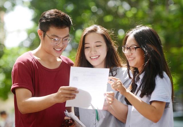 Những lưu ý cho thí sinh sau khi biết điểm chuẩn Đại học 2021 - Ảnh 1.