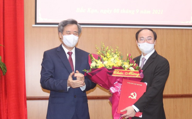 Phó Chánh VP Trung ương Đảng được điều động giữ chức Phó Bí thư Tỉnh ủy Bắc Kạn - Ảnh 1.