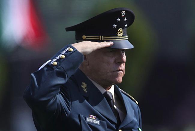 Cựu bộ trưởng quốc phòng Mexico bị bắt ở Mỹ - Ảnh 1.