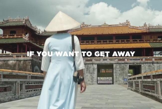 Video dài 30 giây quảng bá du lịch Việt Nam trên CNN Asia.