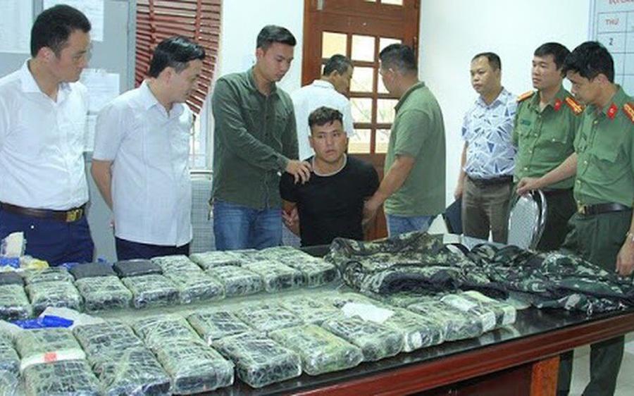 Lào Cai: Bắt giữ số lượng ma túy lớn chưa từng có