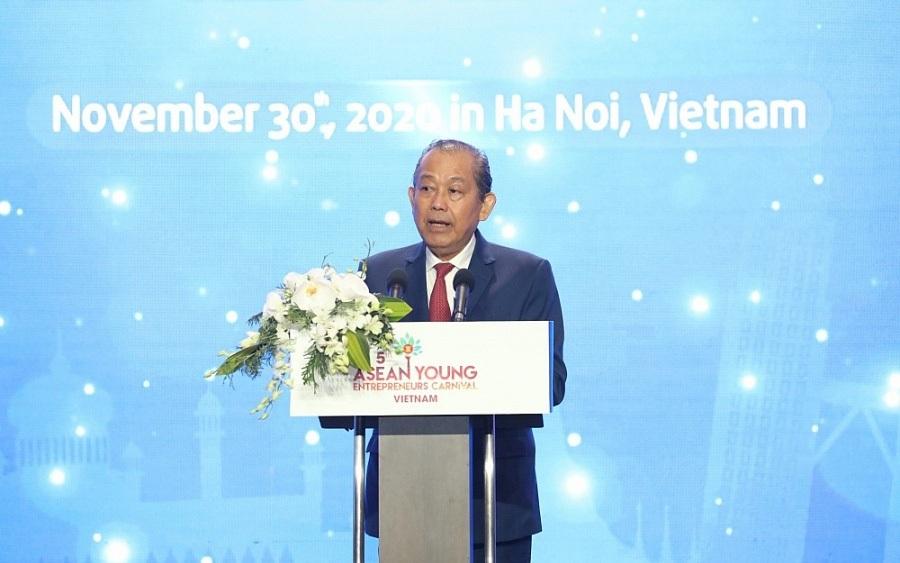 Tăng cường hợp tác, kết nối trong khối doanh nhân trẻ ASEAN