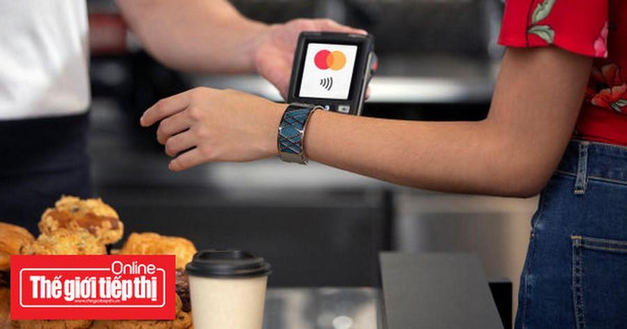 Công nghệ mới hỗ trợ thanh toán không tiếp xúc