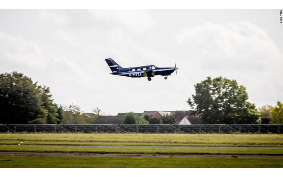 Bill Gates, Amazon và British Airways đang ủng hộ một startup 'máy bay không carbon'