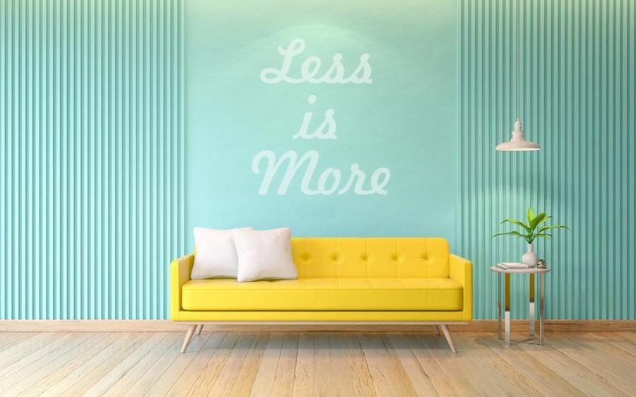 """Năm mới """"tập"""" sống tối giản: 7 lưu ý quan trọng cho một lối sống mới, thuận tiện nhưng đòi hỏi kiên trì"""