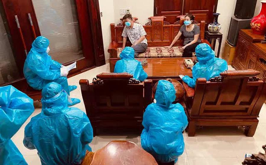 """Một y sỹ ở Hải Dương bị phạt gần 60 triệu đồng vì điều trị """"chui"""" cho 2 ca mắc Covid-19"""