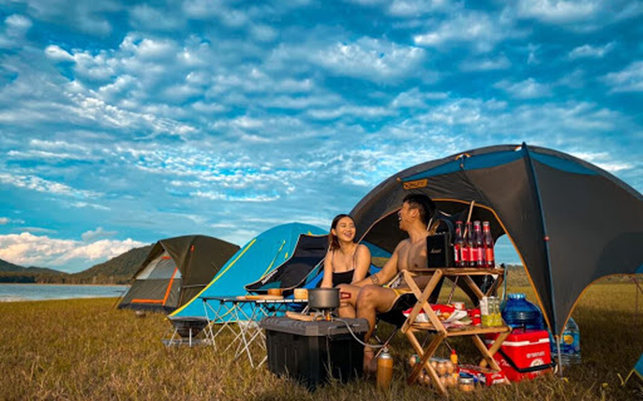 """Những điểm cắm trại gần Sài Gòn cho ngày cuối tuần """"chill hết nấc"""", đợi hết dịch là lập tức lên đường!"""