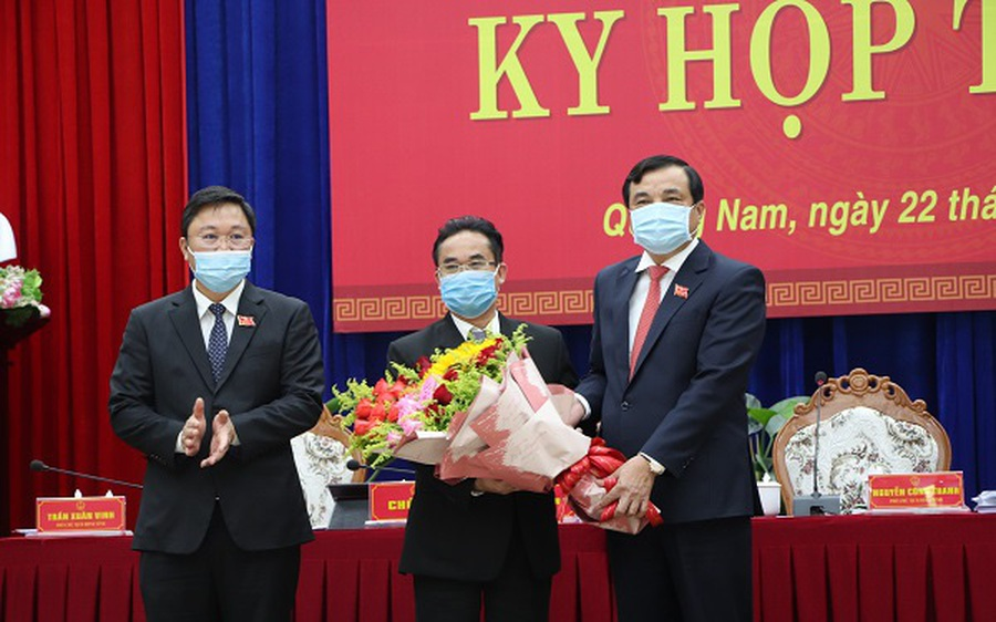 Ông Trần Anh Tuấn làm Phó Chủ tịch UBND tỉnh Quảng Nam