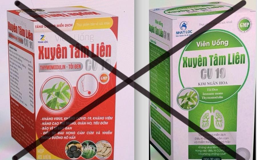 Bộ Y tế tiếp tục cảnh báo việc mua sản phẩm quảng cáo phòng bệnh COVID-19