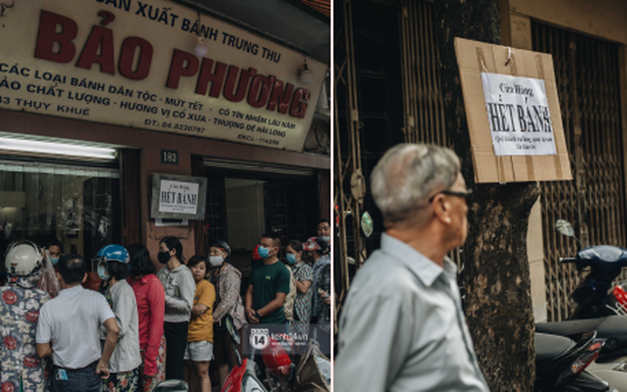 """""""CEO"""" tiệm bánh Trung thu Bảo Phương nức tiếng Hà Nội tiết lộ đơn hàng kín chỗ đến hết rằm, sắp đóng cửa treo biển hết bánh!"""