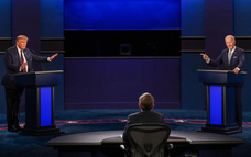 Đối đáp nảy lửa giữa Trump và Biden trong cuộc tranh luận đầu tiên