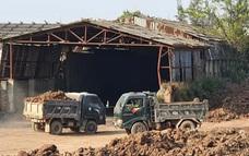 Thái Bình: Ai hưởng lợi từ việc cải tạo mặt bằng canh tác để khai thác đất đem bán?