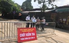 Phường Minh Khai quyết liệt phòng chống dịch COVID-19