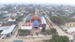 Đình Tây: Điểm đến tâm linh tại Nghệ An