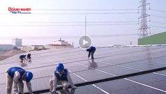 Nhập khẩu pin năng lượng mặt trời vào Việt Nam tăng mạnh