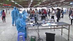 Dịch Covid-19, tạm dừng hoạt động 4 khu công nghiệp tại Bắc Giang